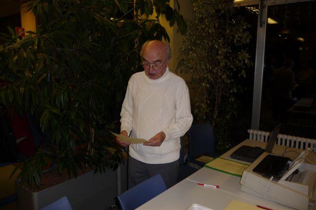 Turnierleiter Anton Hilpoltsteiner